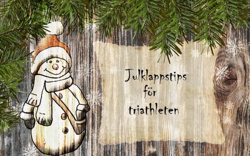 Julklappstips för triathleten   blogg.wiggle.se