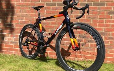 Cykelkoll: Eastway Emitter R0 – med SRAM eTAP!