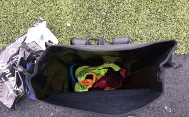 Recension: Vattentät ryggsäck från dhb (25 l)