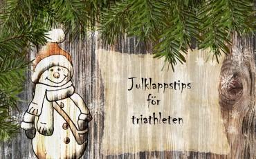 Julklappstips för triathleten