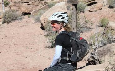Sarah Pain: cyklisten som började springa