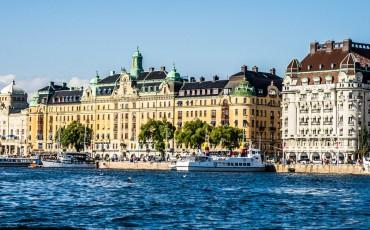 De 10 bästa platserna att springa på i Stockholm