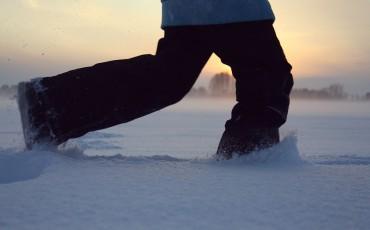 Kan jag skylla på mörkret när jag inte är lika pepp på att springa på vintern?