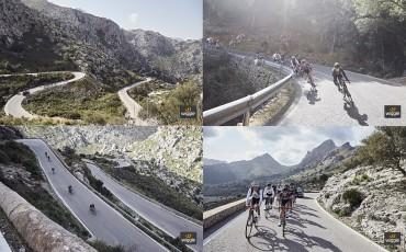 Bakgrundsbilder på Wiggle High5 på Mallorca